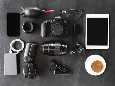 Must-Have Digital Nomad Gear List