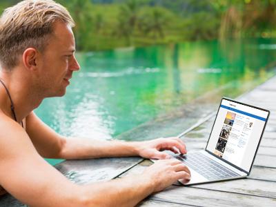 Best Laptop Size for Digital Nomads