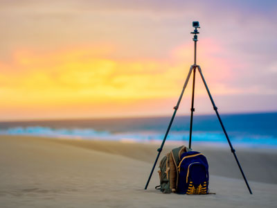 Best Tripods for Digital Nomads & Travelers